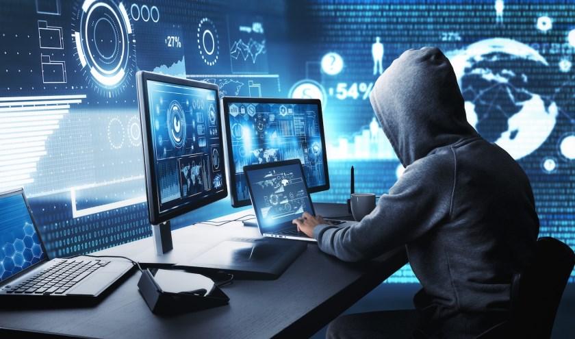 Bewaak de computer goed tegen criminelen met een firewall.