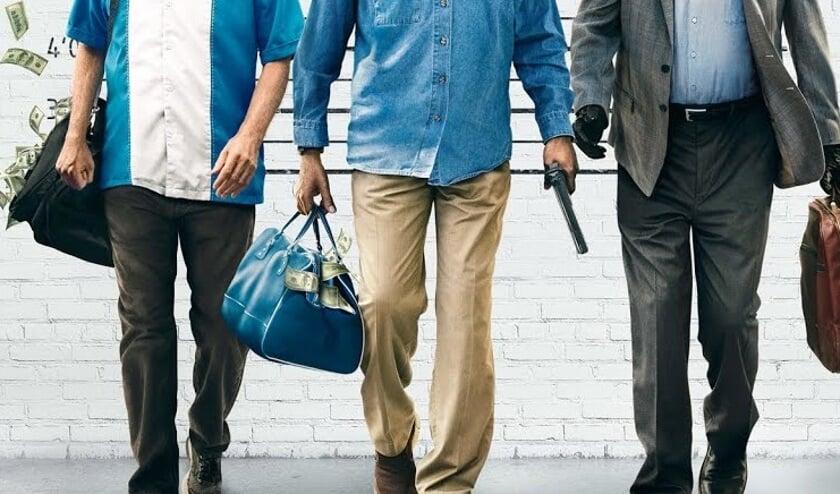 De film 'Going in Style' is 4 februari te zien in Het Postkantoor.