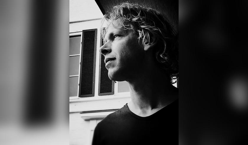 Fulltime dichter Peter Kaper.