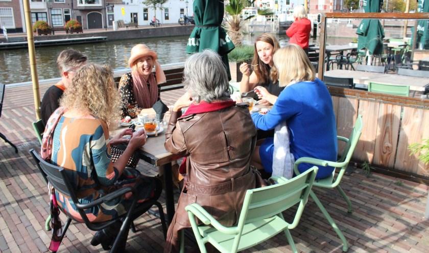 Vrouw in Bedrijf Alkmaar bestaat 10 jaar.