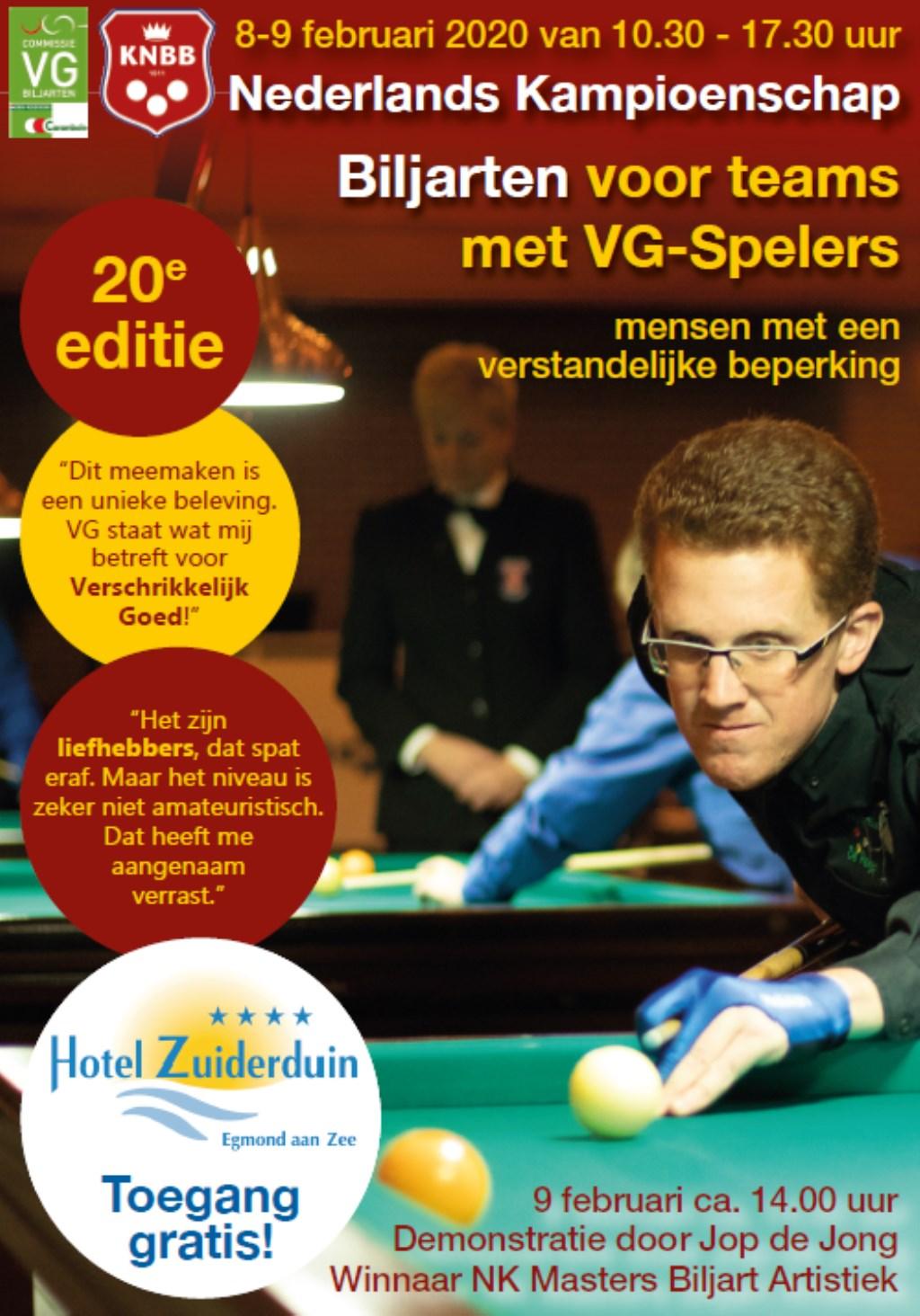 Sportweekend in hotel Zuiderduin Foto: aangeleverd © rodi