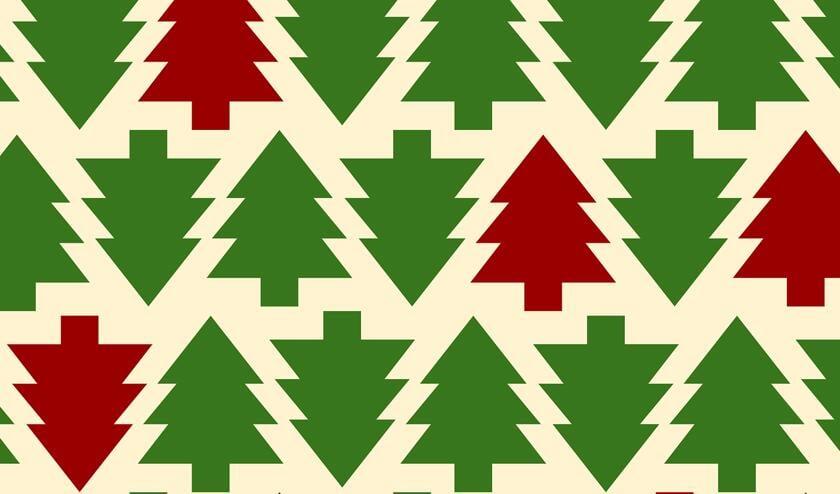 Kerstbomeninzameling Schagen.