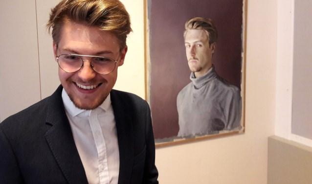 Sebastiaan Groot won het Project Rembrandt