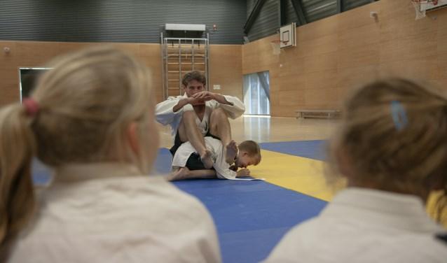 Tijdens vakantieFUN staan diverse sportclinics op het programma.