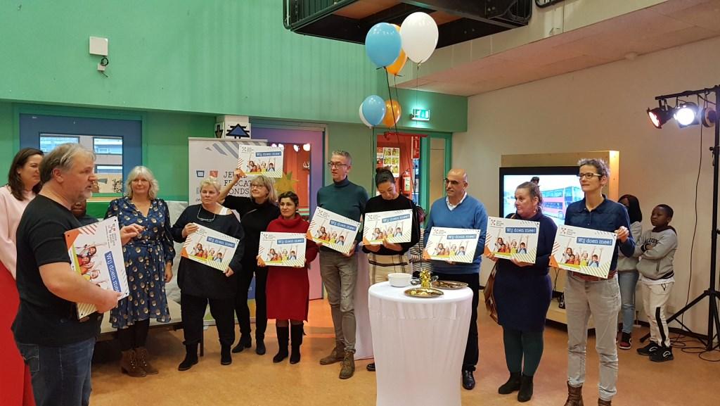 Jeugdeducatiefonds op 20 scholen in Amsterdam. (Foto: aangeleverd) © rodi
