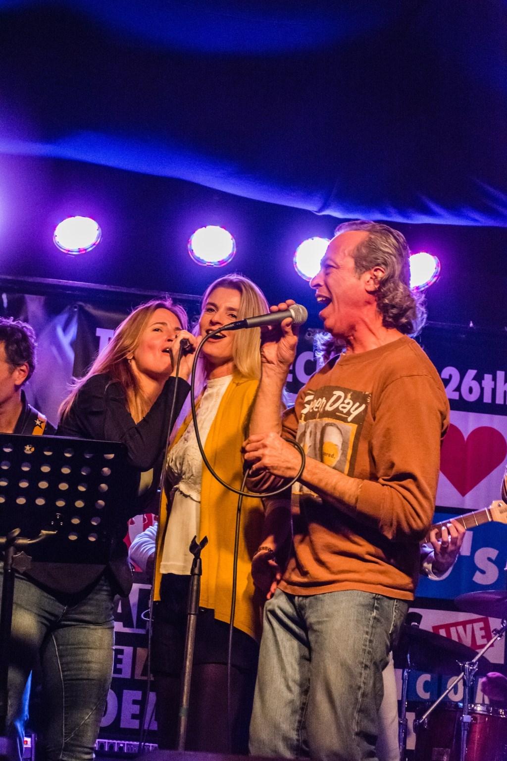 Zondag is er opnieuw een jointheband sessie in Koel31. (Foto: Leontine Mols) © rodi