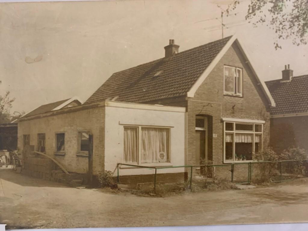 Uit de oude doos: het pand van Duin zoals het was in 1958. (Foto: ) © rodi