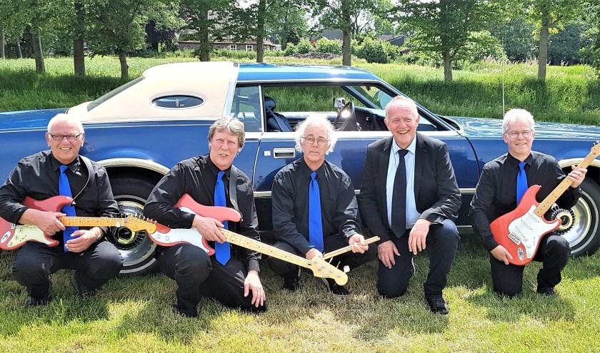 The Blue Bandits speelt hits uit de jaren zestig.