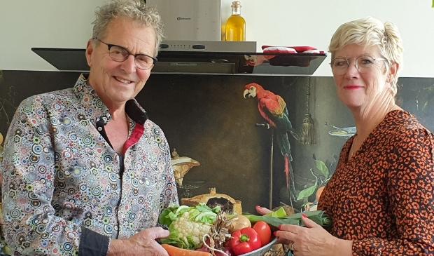 <p>Paul en Petra Botman; herenboer en -boerin in spe.</p>