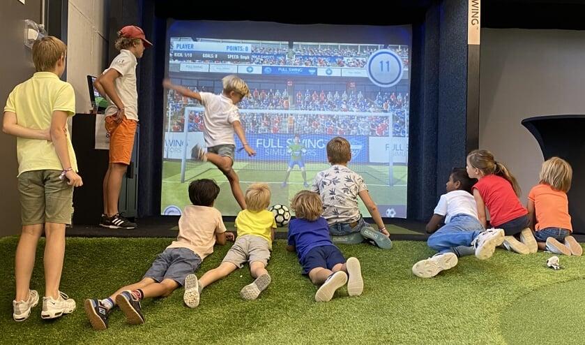 Ook footgolf kan je gewoon spelen bij Golfcentrum Roosendaal.