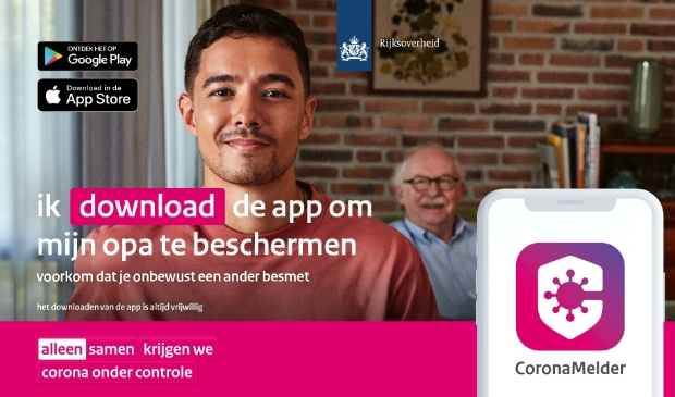 <p>De app is nu voor iedereen beschikbaar</p>