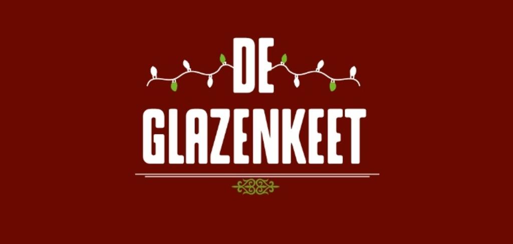 """<p pstyle=""""PLAT"""">Ontwerp logo van De Glazenkeet.</p> <p>(Foto: VHP drukkerij)</p> © rodi"""