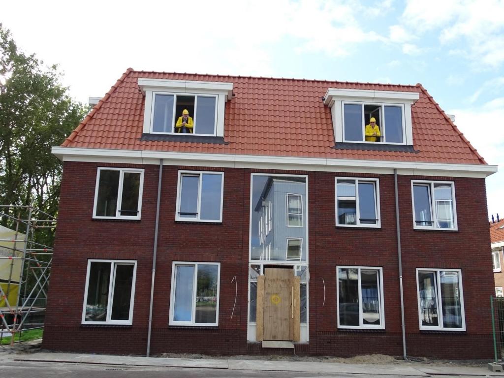 <p>Zeg nou zelf, dit zijn toch fraaie woningen?</p> <p>(Foto: aangeleverd)</p> © rodi