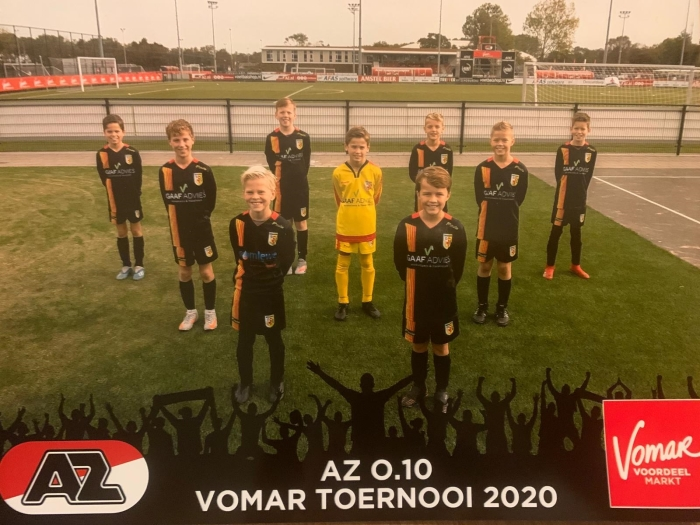 Team Schagen United o10-1
