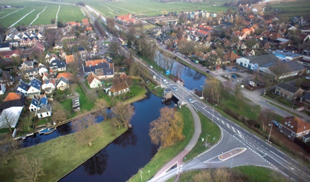 <p>De onderdoorgang in Broek in Waterland is weer een stukje dichterbij.&nbsp;</p>