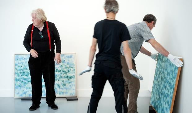 <p>Museum krijgt de nominatie voor de tentoonstelling Edgar Fernhout - Licht in kleur.</p>