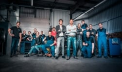 Roos: Beste schadeherstelbedrijf boven Noordzeekanaal