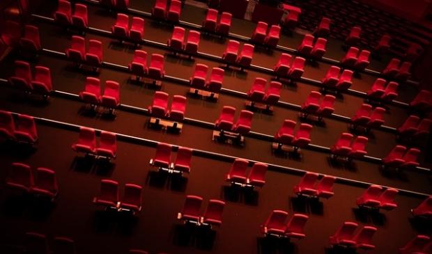 <p>Coronaproof theater.</p>