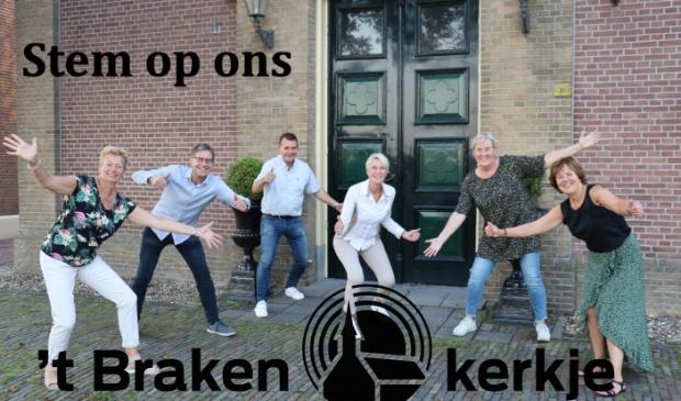 <p>Breng uw stem uit op &#39;t Brakenkerkje in Obdam.</p>