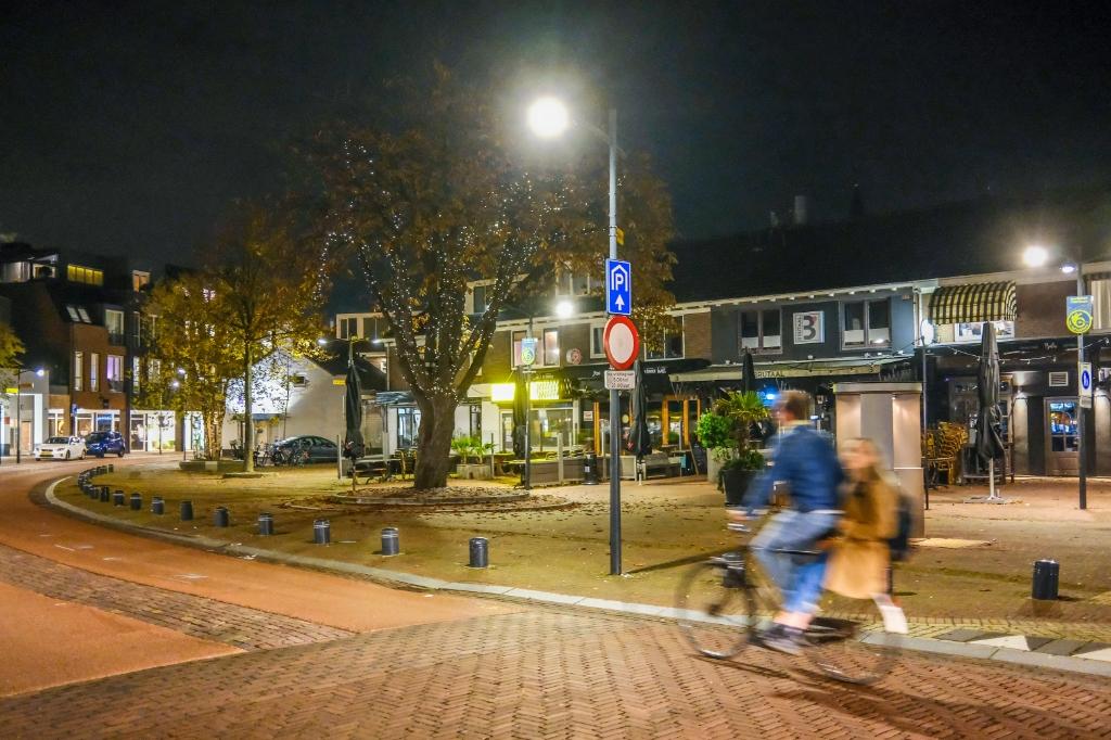 In het hart van Castricum heerste afgelopen zaterdagavond een doodse stilte. ((Foto: Bert Westendorp)) © rodi