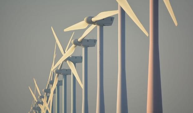 <p>Windmolens, waar komen ze in Amsterdam te staan.</p>