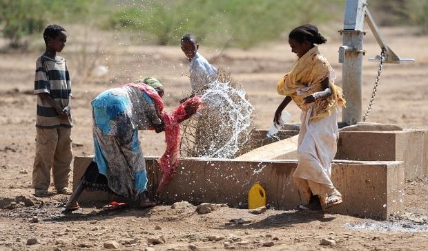 De actie is gericht op Ethiopië.
