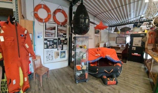 <p>&nbsp;Impressie van Depot Strandvonderij Castricum.&nbsp;</p>