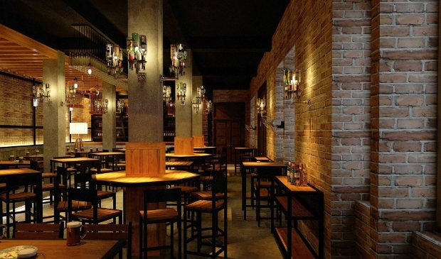 Restaurants blijven leeg de komende weken.