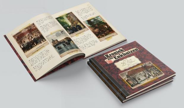 <p>Leden van vereniging Oud Enkhuizen kopen het boek met korting.</p>