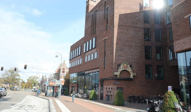 <p>De Publiekshal is gesloten op 5 mei.</p>