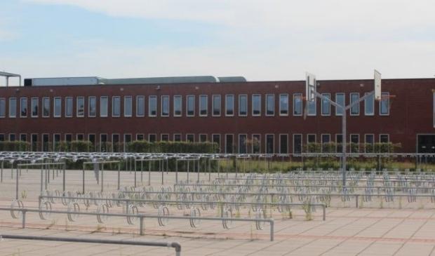 Het Bonhoeffercollege in Castricum. (Foto: Omroep Castricum) © rodi