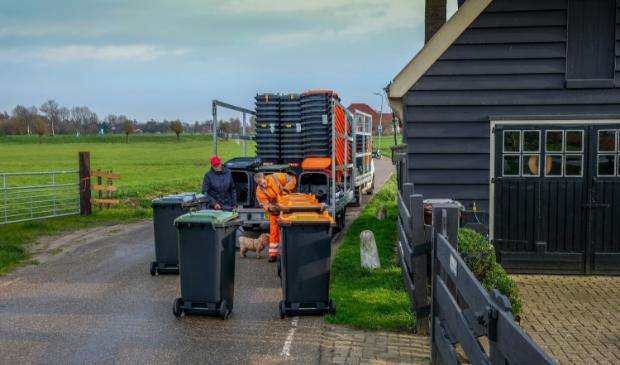 <p>Ook aan de Lagendijk werden verleden week drie containers per woning afgeleverd.</p>
