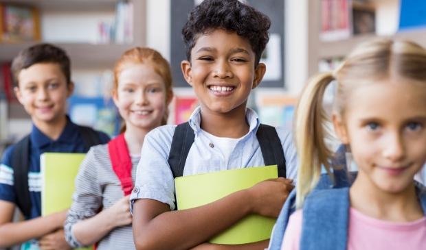 <p>Grote stap naar middelbare school kleiner maken met voorlichting.</p>