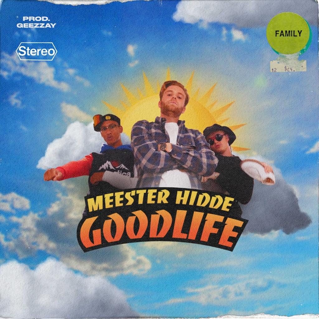 <p>De eerste single Goodlife van meester Hidde.</p> (Foto: ) © rodi