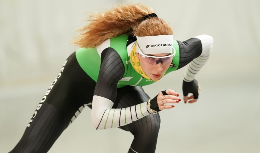 Michelle de Jong. (Foto Timsimaging)