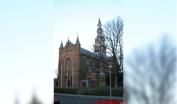 <p>Laurentiuskerk.</p>