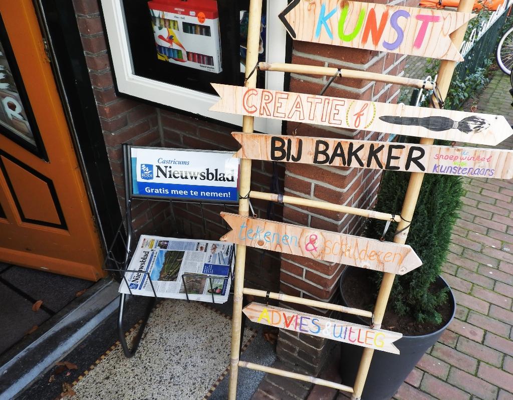 <p>Niet ontvangen, &lsquo;voor de bakker&rsquo; Bij Bakker! &nbsp;</p>