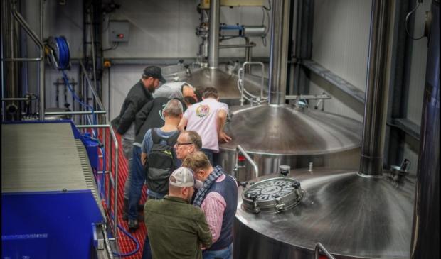 <p>Bierbrouwers in actie voor ALS</p>