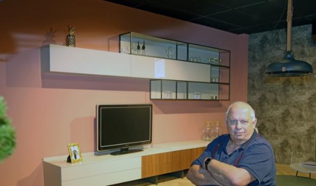 Bas Knip van De Kastenmaker: 'Met kasten kun je alle kanten op.'