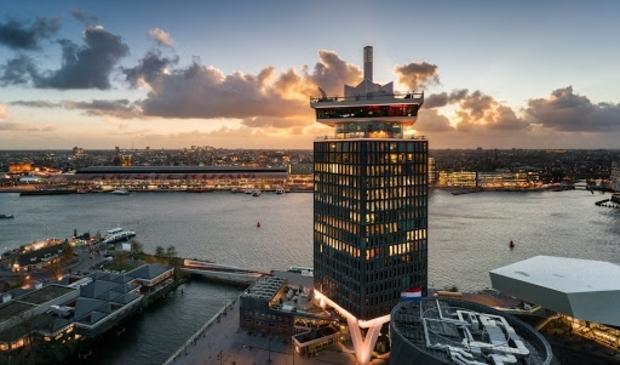 <p>A?DAM Toren wint de jubileumeditie Rabo Vastgoedprijs.</p>