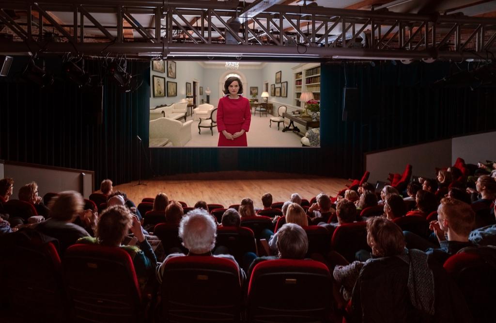 <p>Vijfde plaats fraaiste bioscoop in Nederland.</p> (Foto: Aangeleverd) © rodi