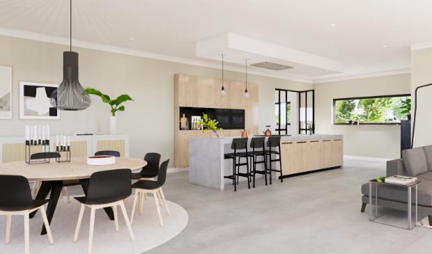 <p>Beton cire vloer voor elk interieur.</p>