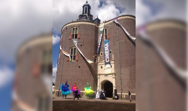 <p>Vijfde plaats fraaiste bioscoop in Nederland.</p>