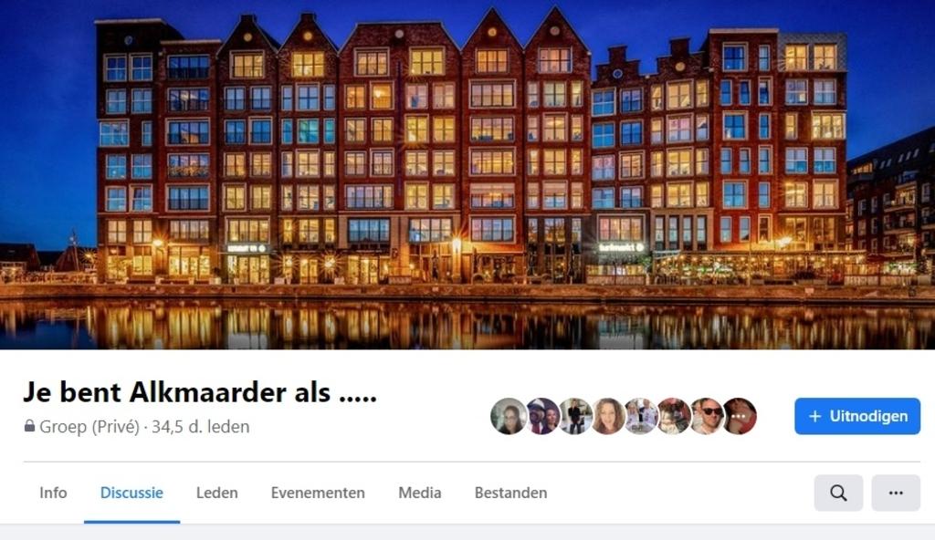 <p>Facebook verwijdert zwarte piet-berichten van &#39;Je bent Alkmaarder als....&#39;</p>