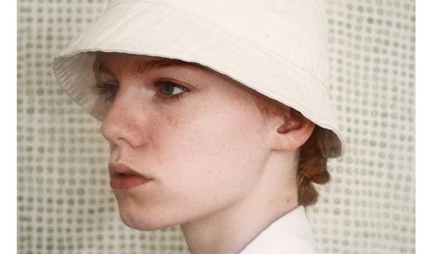 <p>Zelfportret van Sarissa, de nieuwe stadsfotograaf van Heerhugowaard.</p>