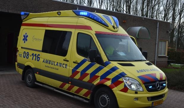 <p>Ernstig ongeluk kruising Nieuweweg - Westerwijzend.</p>