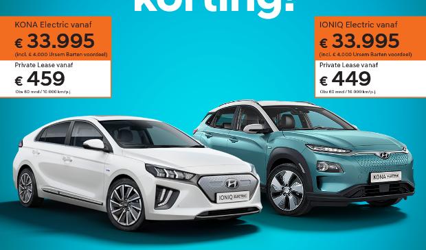 <p>Hyundai met &euro; 4.000,00 korting.</p>