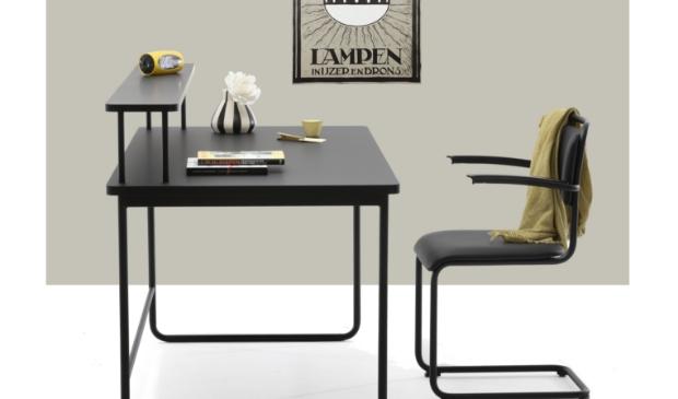 <p>Thuiswerkplek: bureau & stoel met allure.</p>