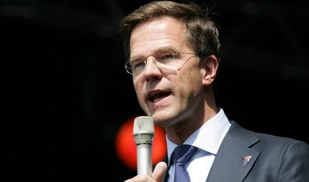 Premier Mark Rutte kondigde vanavond nieuwe coronamaatregelen aan.