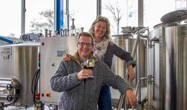 <p>Kees en Roswitha; een passie voor speciaalbier.</p>